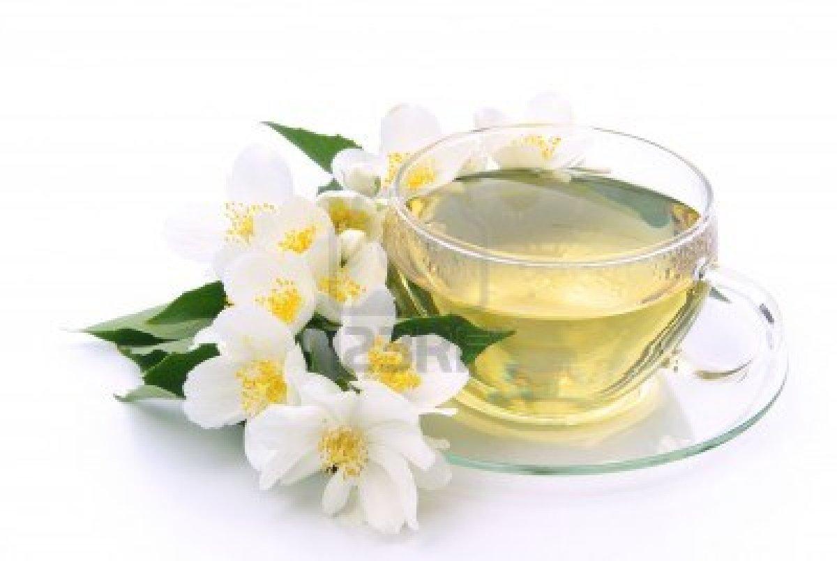 receta Té con jazmín manzanilla y canela ~ #
