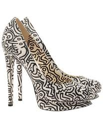 Keith Haring shoes