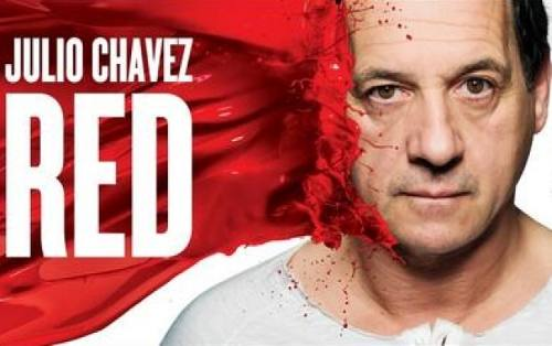 El actor Julio Chavez interpreta a Mark Rothko en RED