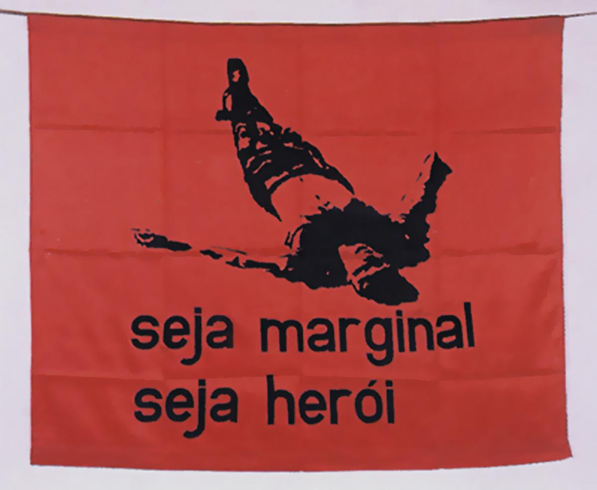 Helio Oiticica, Poema Bandera, 1968