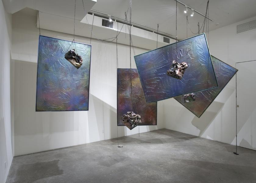 Parker Ito en la galería Steve Turner de Los Angeles