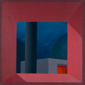 Las ventanas de Ana Mercedes Hoyos en Solo Projects, Arco