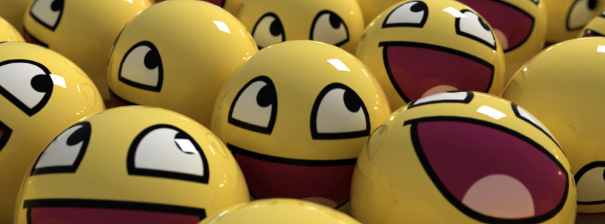 3D-Smiley-Faces