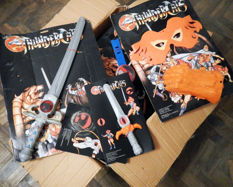 Armas de Thundercats