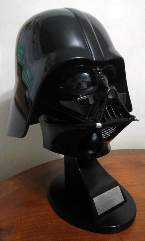 Casco Darth Vader Star Wars 1