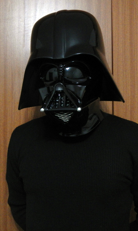 Casco Darth Vader Star Wars 2