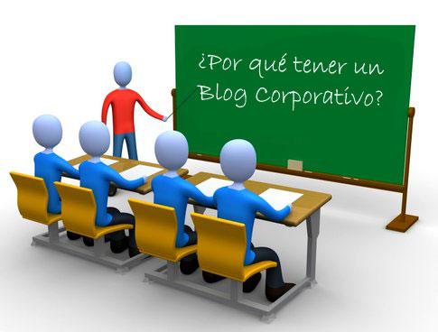 Por que tener un blog corporativo