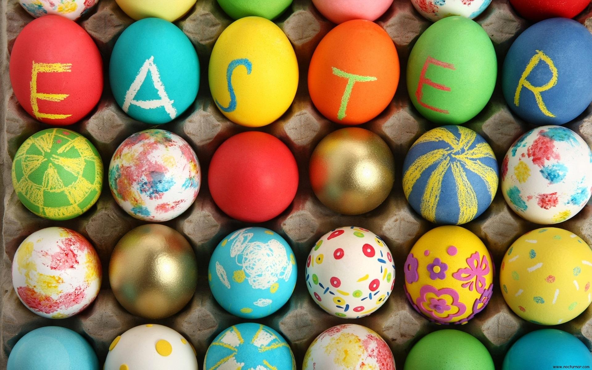 Las tradiciones de pascua m s curiosas del mundo - Videos de huevos de pascua ...