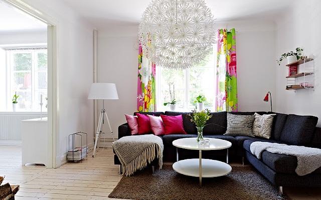 Lámparas de papel: Color y Creatividad ~ #DecoIdeas ~ Infobae.com