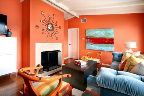 Cinco combinaciones de colores complementarios para for Muebles complementarios