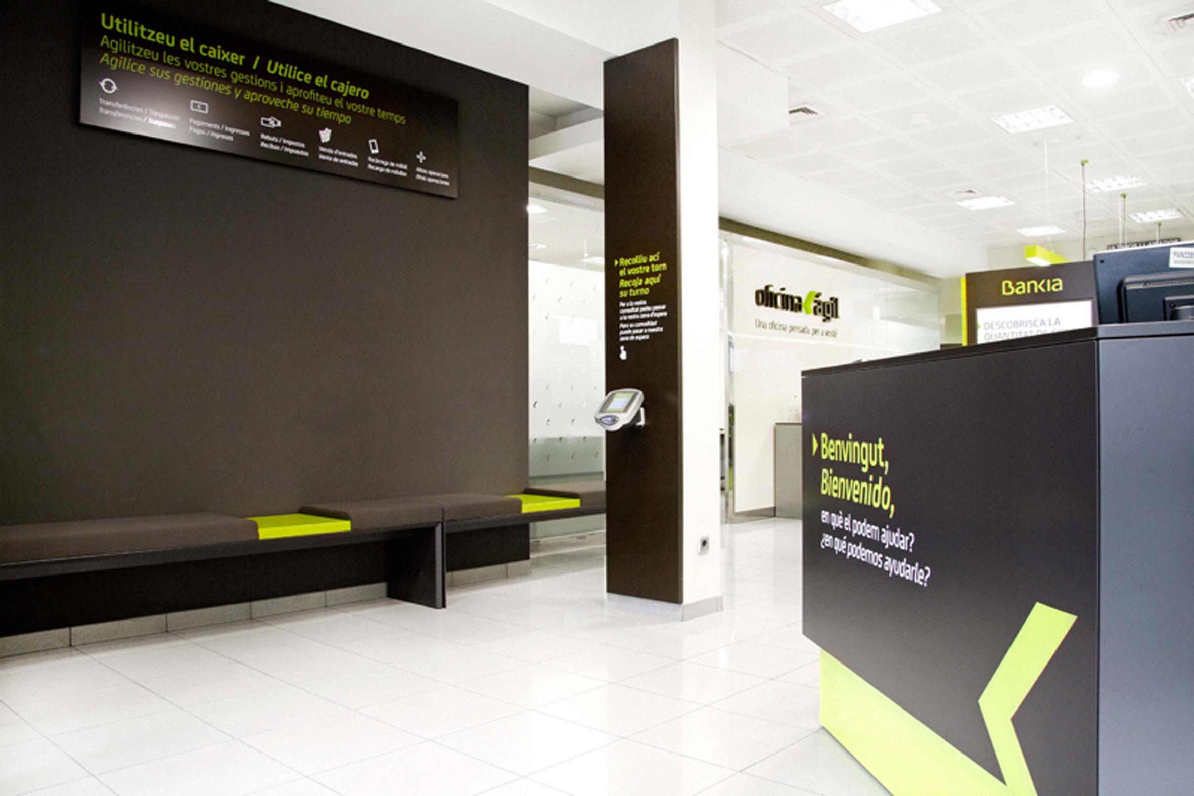 Bankia agil 03 dise o - Oficinas bankia madrid ...