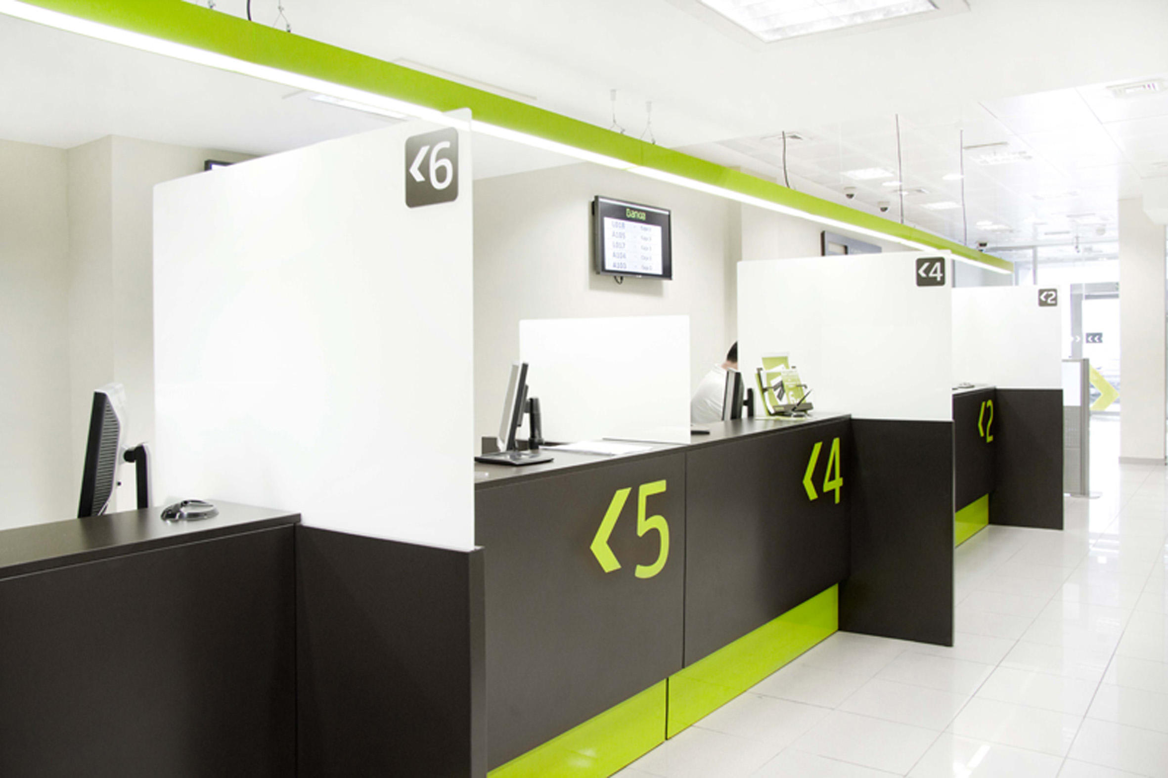 Bankia presenta sus nuevas oficinas giles en espa a for Oficinas de bankia en madrid