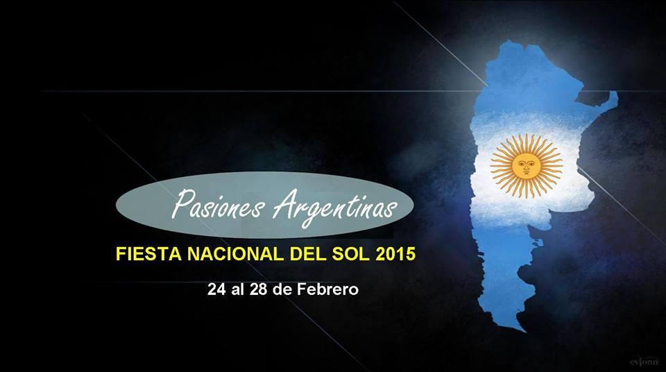 Fiesta Nac del Sol 2015_Afiche