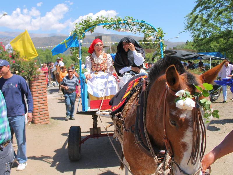Fiesta de la Virgen de Covadonga 1