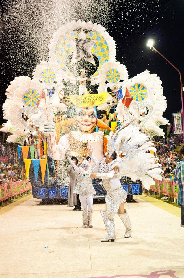 Fede carnaval gualeguay 2015