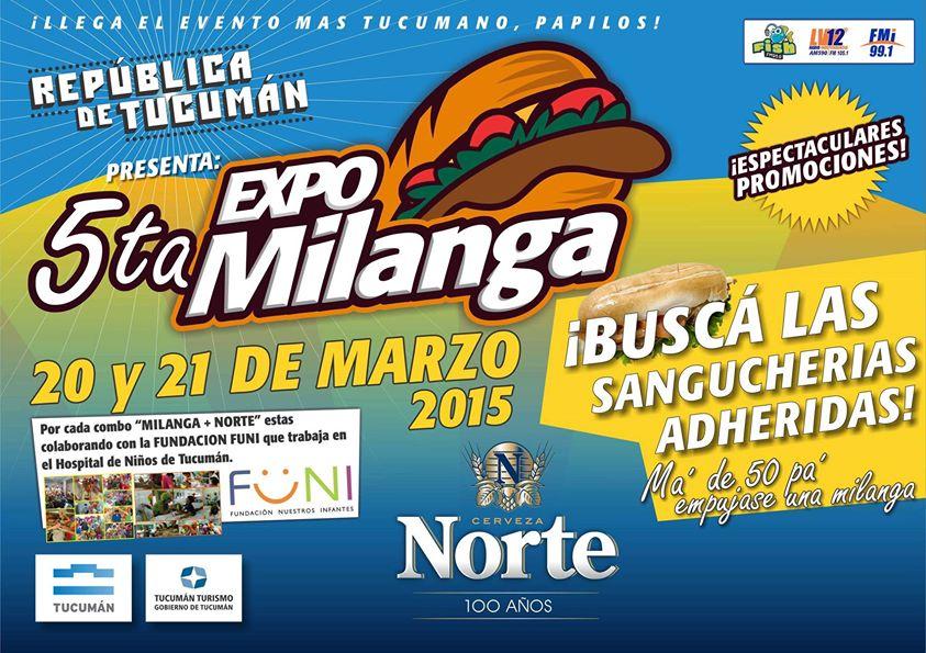 Expo Milanga 2015