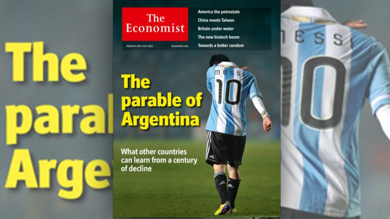 Nota de la revista The Economist