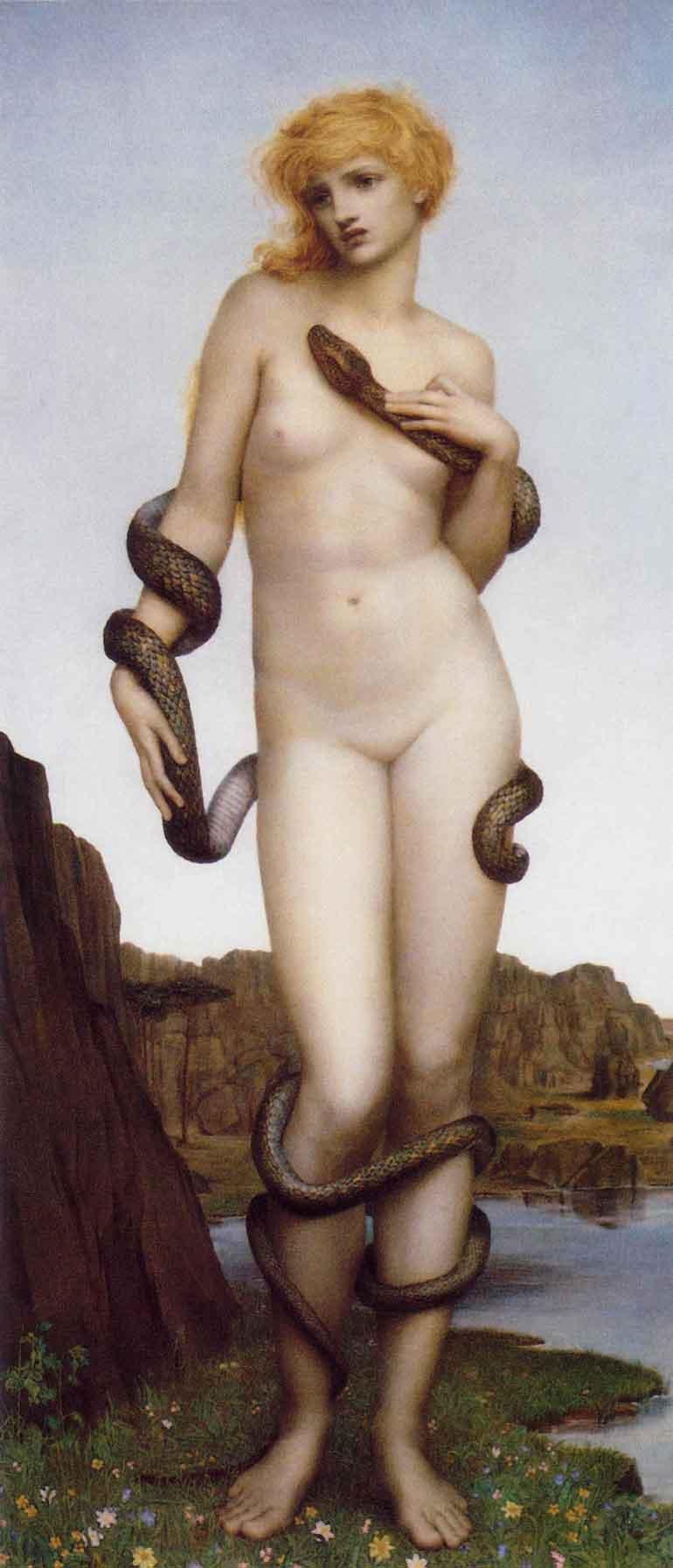 Los regalos de los dioses en la boda de Harmonía representarían el equilibrio de la importancia de los inmortales