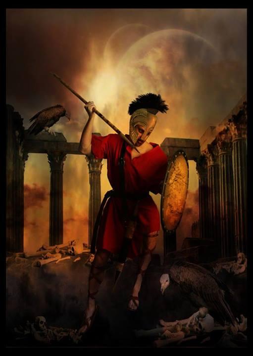 Ares, dios de la guerra, da nombre al signo de Aries