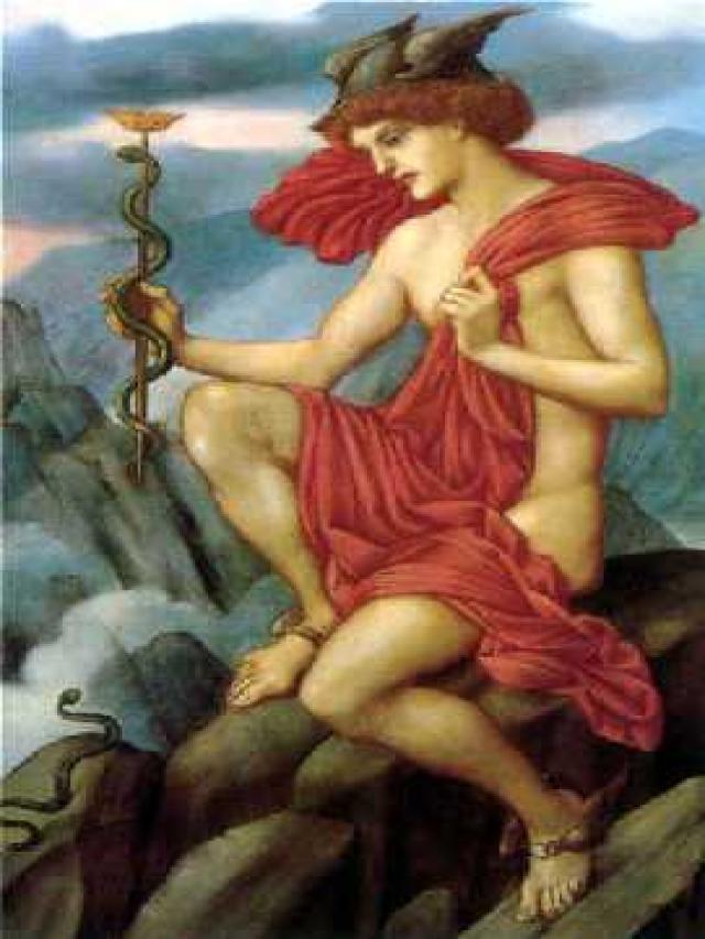 Los Nombres De Los Planetas Inspirados En Zeus Y Otros Dioses