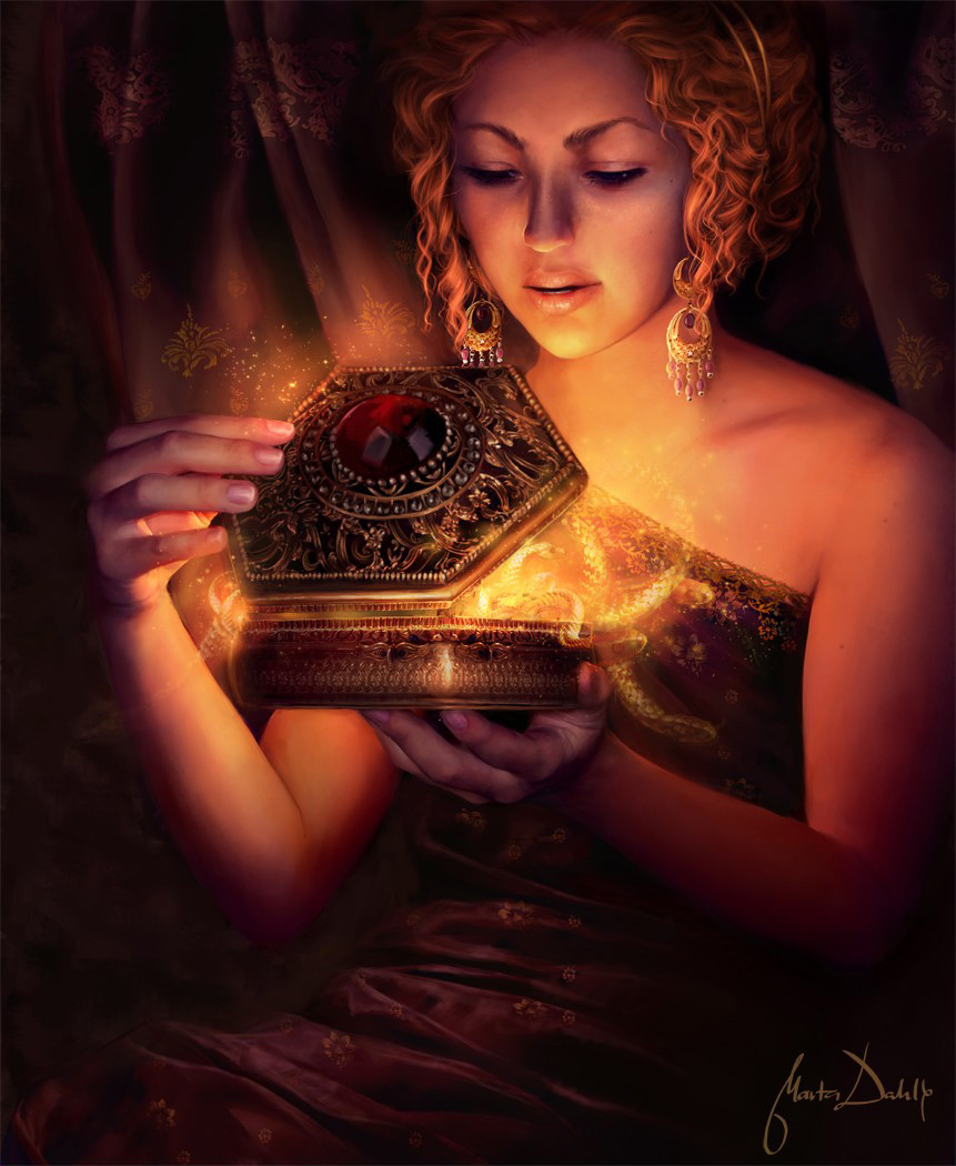 Los mejores relatos de la Mitología Griega 0-Pandora_large