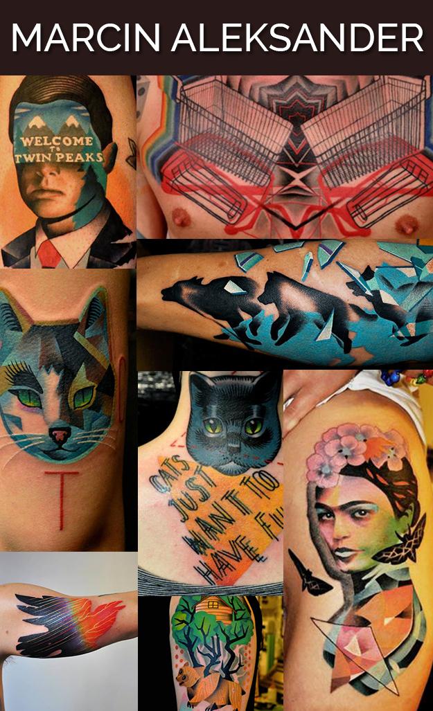 MisTatuajes.com   Galerías de Fotos de Tatuajes para