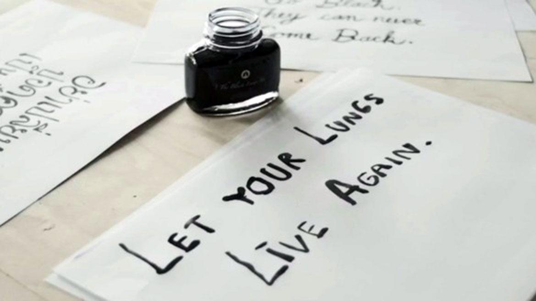 Deja que tus pulmones vuelvan a vivir.