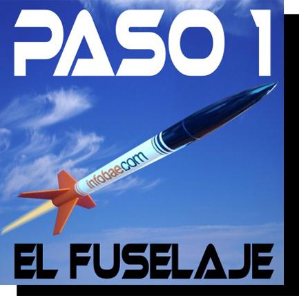 Construcci n de un cohete paso a paso paso 1 for Construccion de un vivero paso a paso
