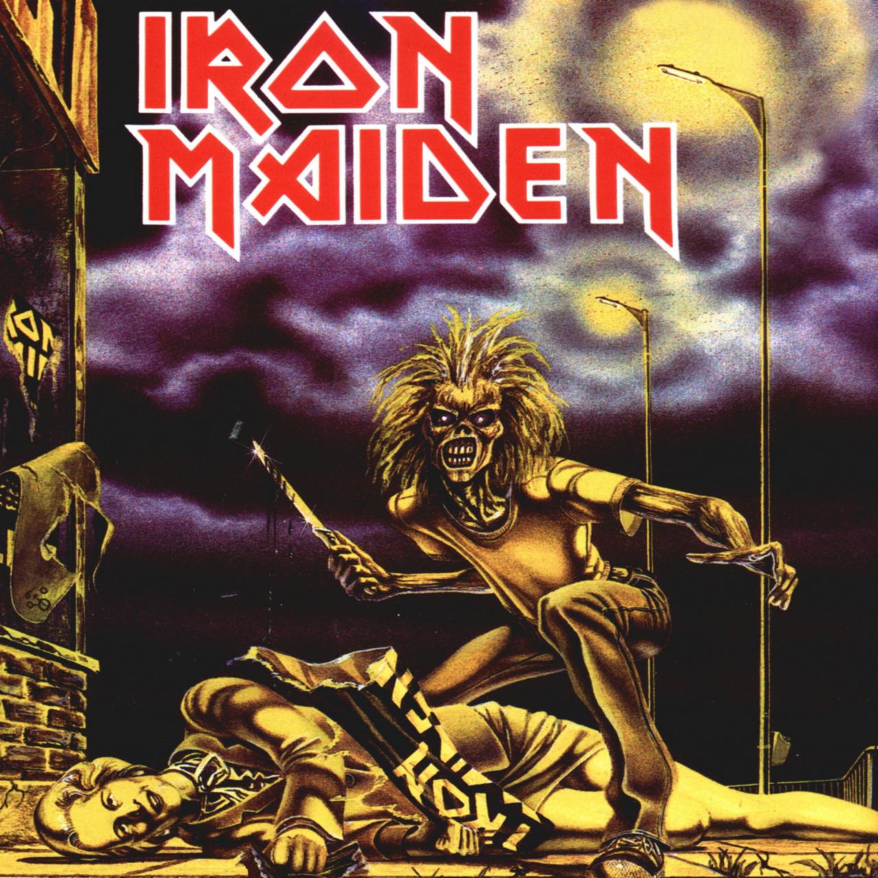 Resultado de imagen para Iron Maiden – Sanctuary (1980)