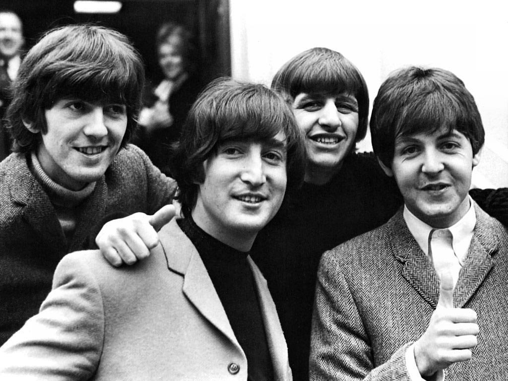 Fotos de los Beatles