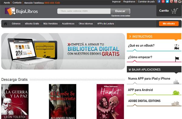 Bajar Libros Gratis De Internet