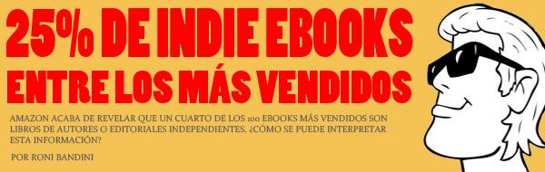 Indie eBook Sales