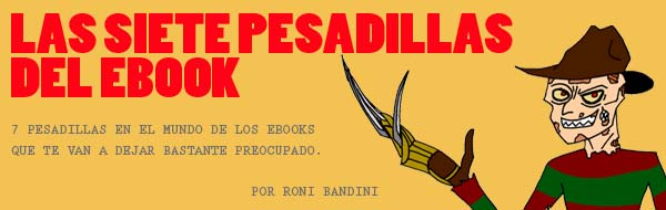 Las7 Pesadillas del eBook