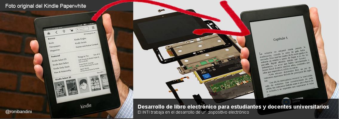 Inti Lector Electronico Argentino Montaje