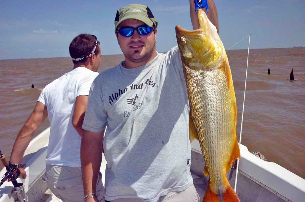 Dónde ir a pescar este fin de semana ~ #Pesca ~ Infobae.com