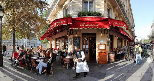Restaurant Paris Tesoro