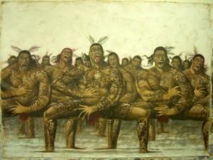 danza-maori-cm-200x150-su-tela
