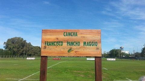 Placa Pancho Maggio Virreyes 50 por ciento
