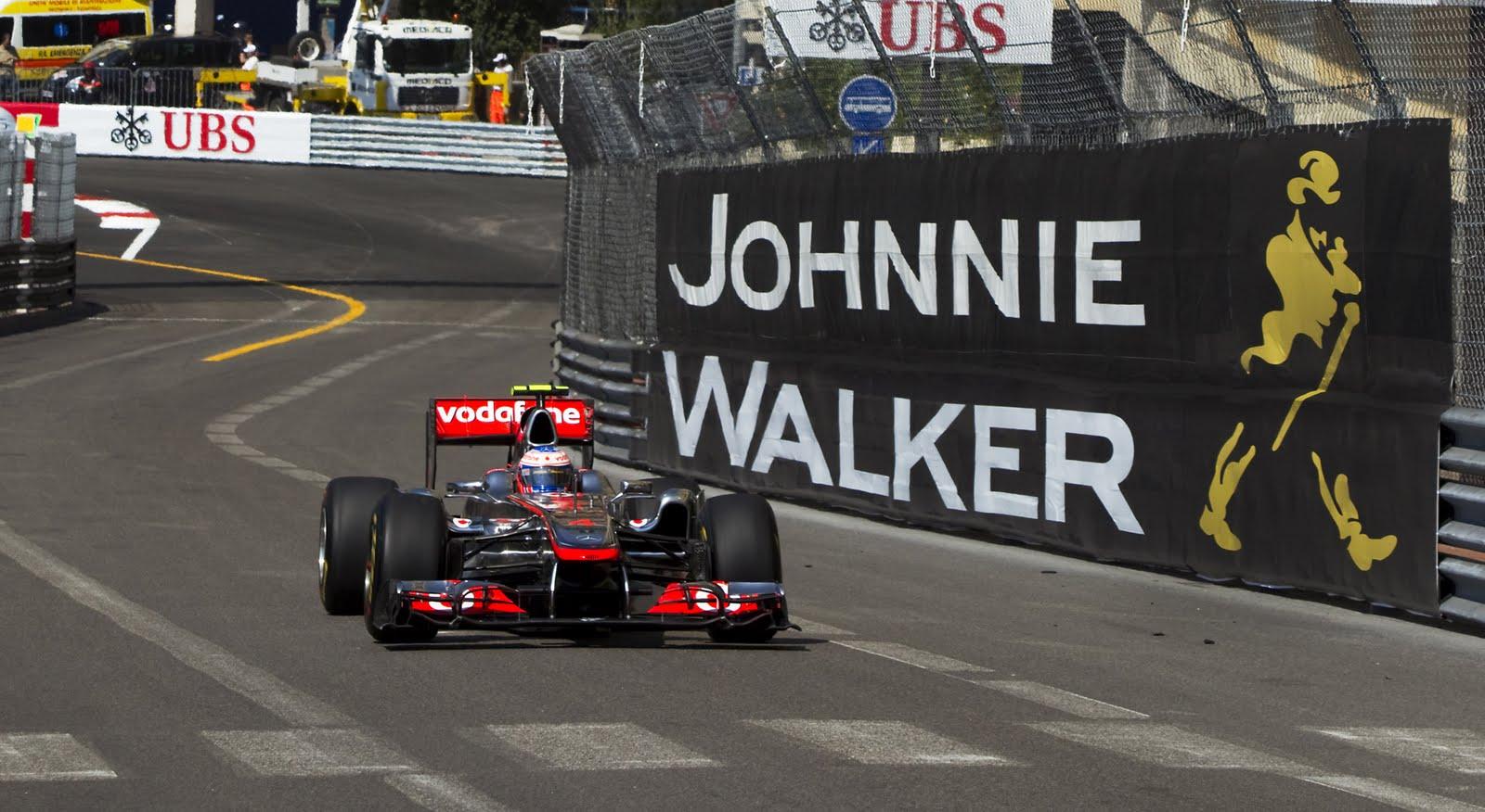 JOHNNIE WALKER FORMULA 1