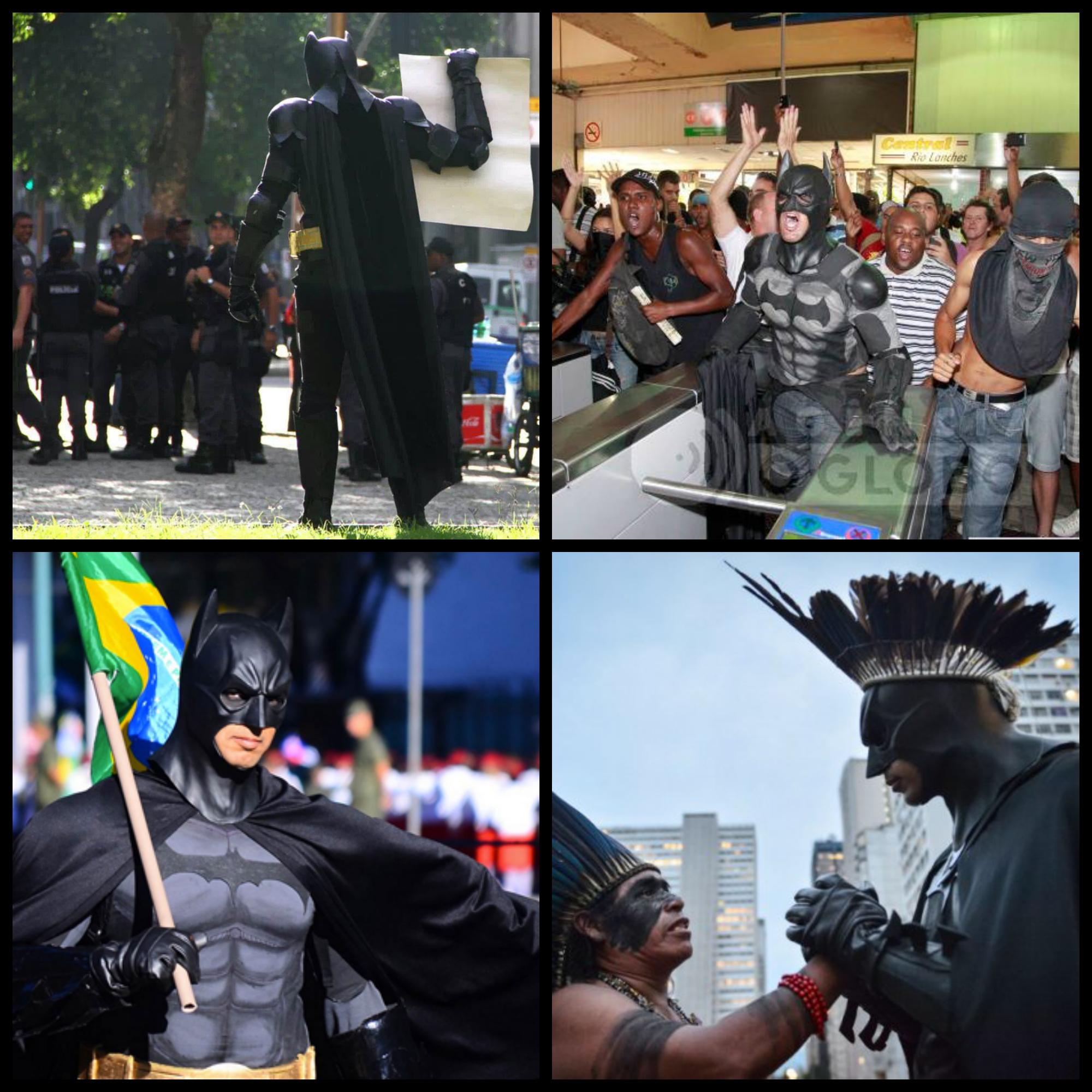 Batman carioca