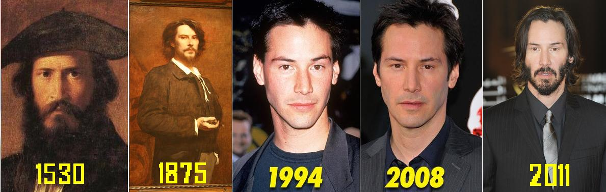 Keanu Reeves Vampire Movie Amongst the ranks of other