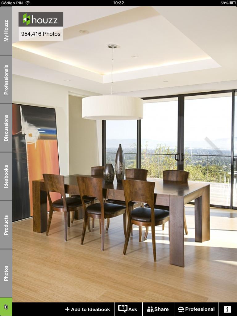 houzz la decoraci n de la casa de tus sue os usoipad. Black Bedroom Furniture Sets. Home Design Ideas