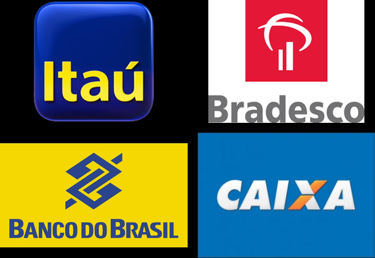 os-quatro-maiores-bancos